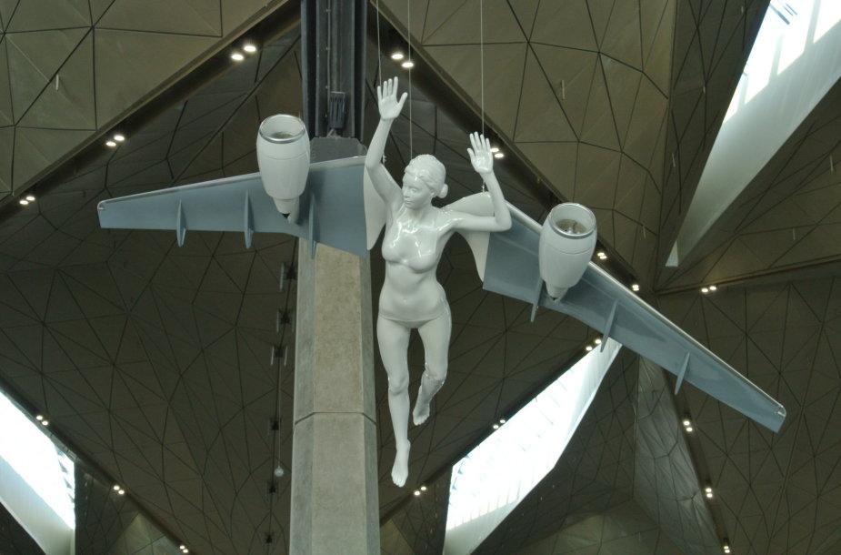 Sankt Peterburgo Pulkovo oro uoste