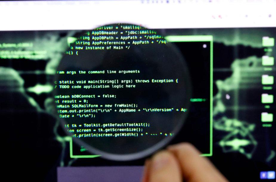 Programinio kodo analizė
