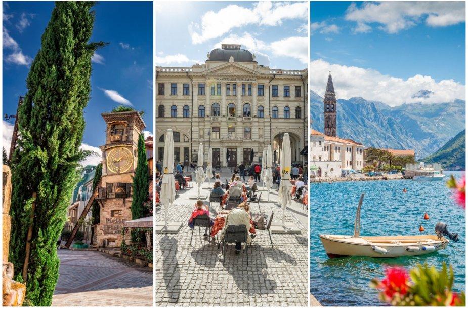 Vasara Europoje: paskelbta 20 saugiausių vietų atostogoms
