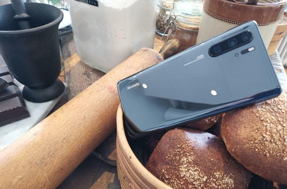 """""""Huawei P30 Pro"""" išmanusis telefonas"""