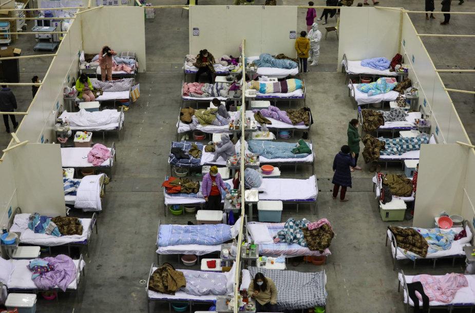 Laikinoji ligoninė Uhane