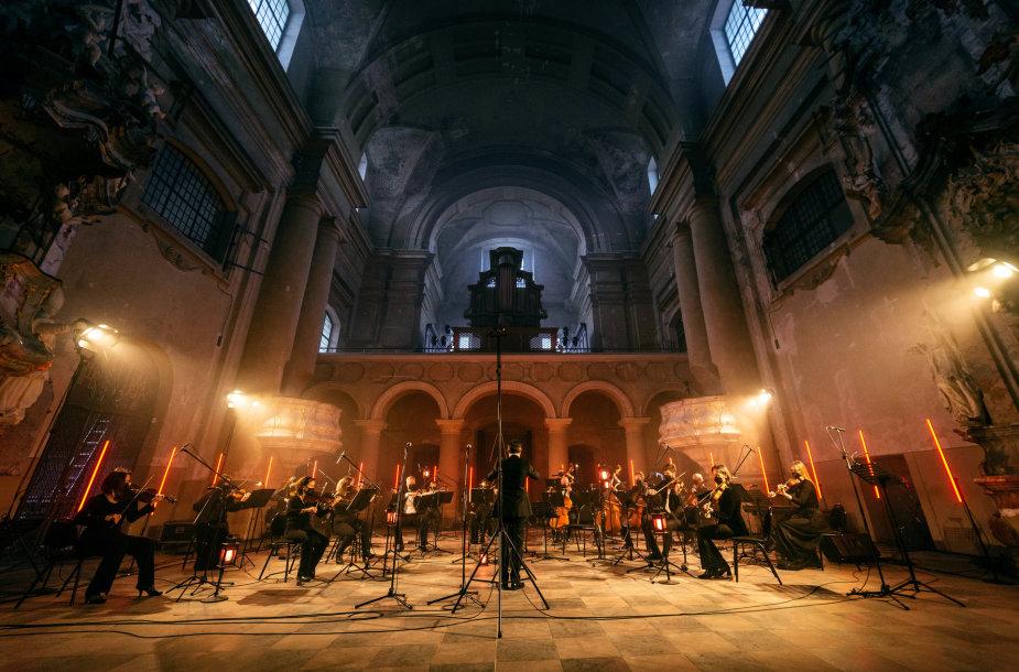 Šv. Kristoforo kamerinio orkestro koncertas