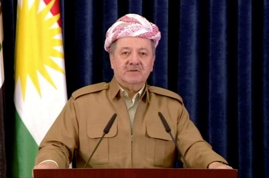 Massudas Barzani