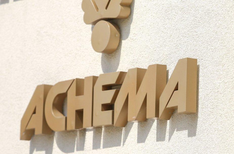 """""""Achema"""" švenčia 50-ąjį jubiliejų"""