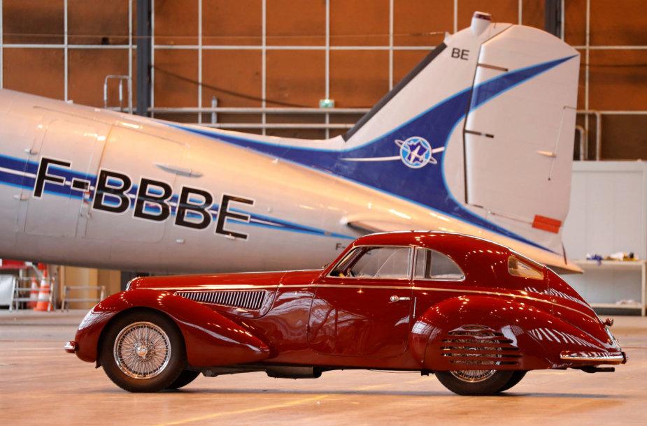 """""""Alfa Romeo 8C 2900B Touring Berlinetta"""""""