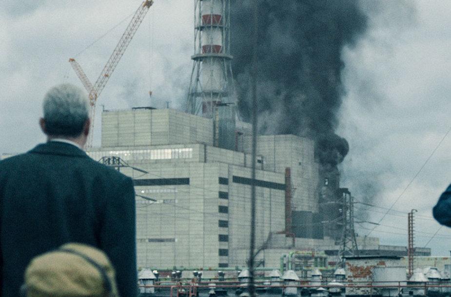 HBO Černobylis