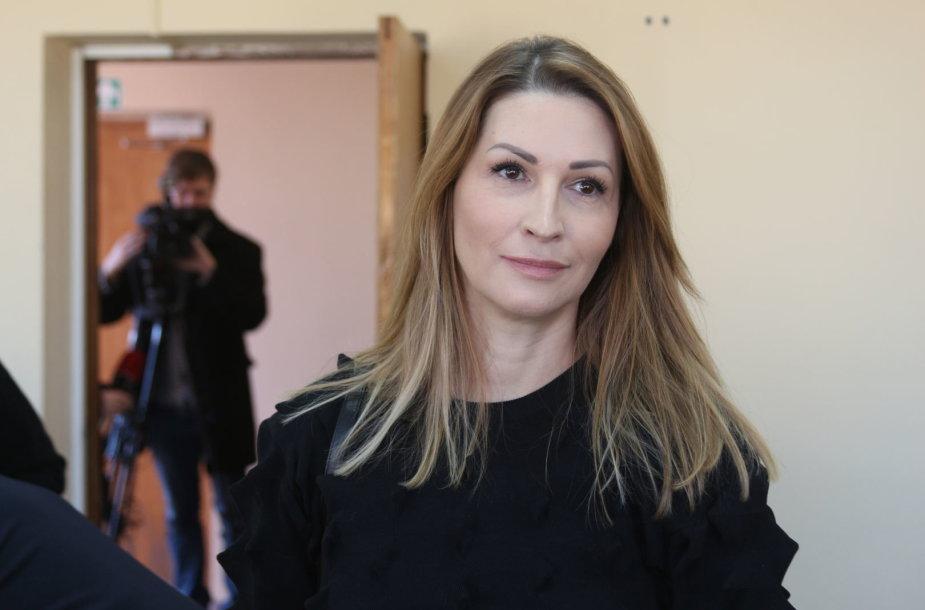 Daina Bosas Klaipėdos apygardos teisme