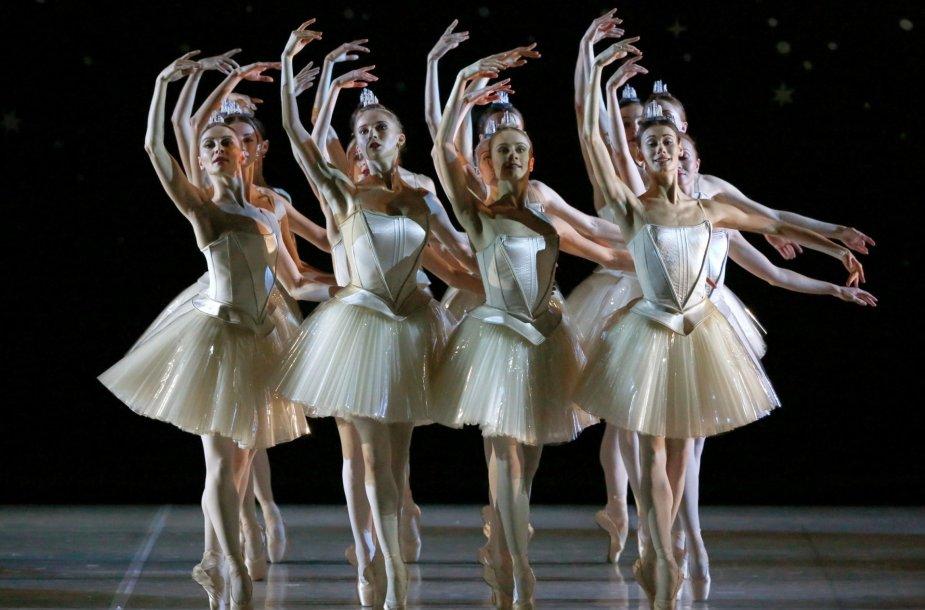 """Legendinio baleto """"Spragtukas"""" užkulisiai"""
