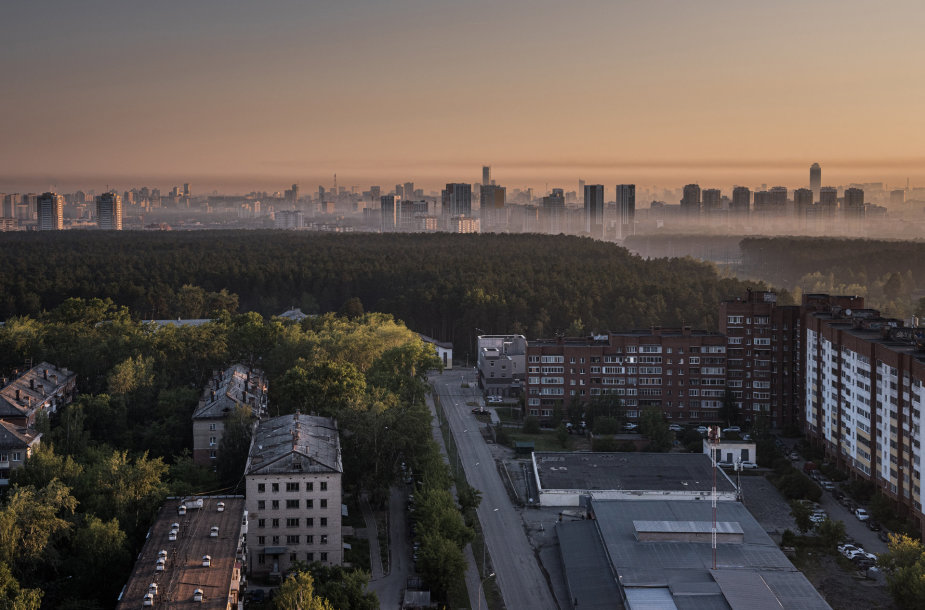 Jekaterinburgas, Rusija