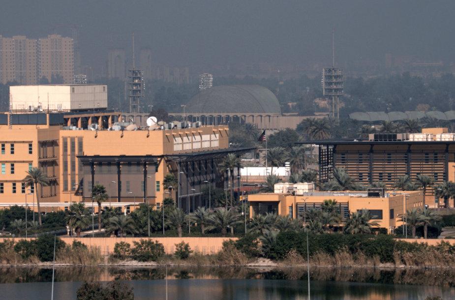 JAV ambasada Bagdade