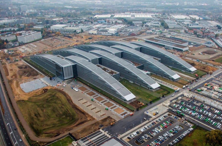 Naujoji NATO būstinė Briuselyje