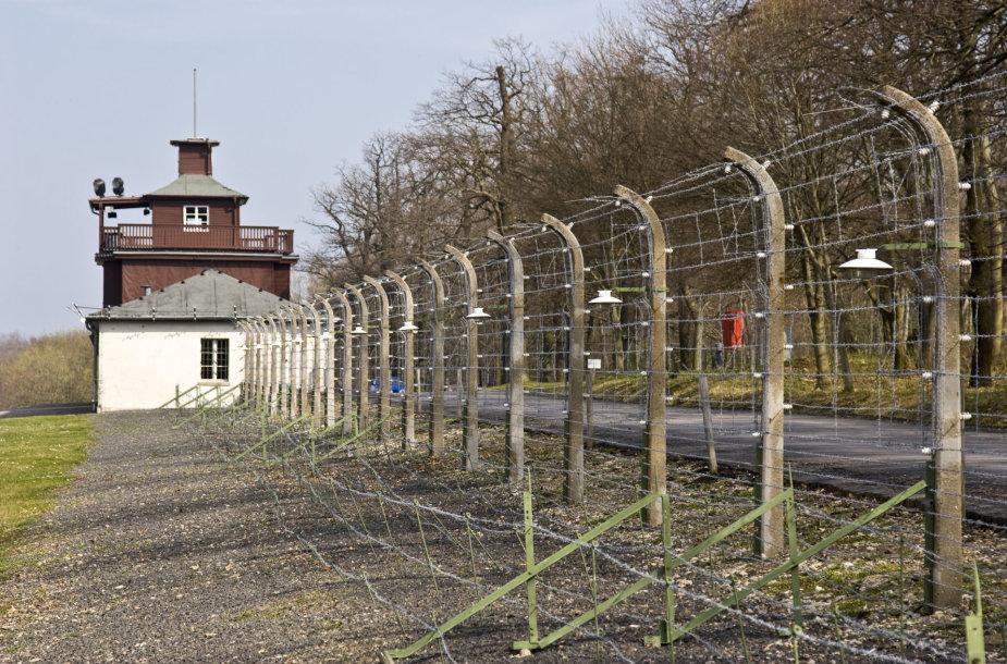 Buchenvaldo koncentracijos stovyklos tvora