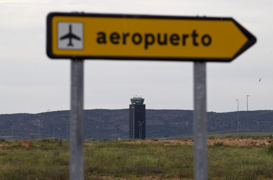 Siudad Realio oro uostas Ispanijoje
