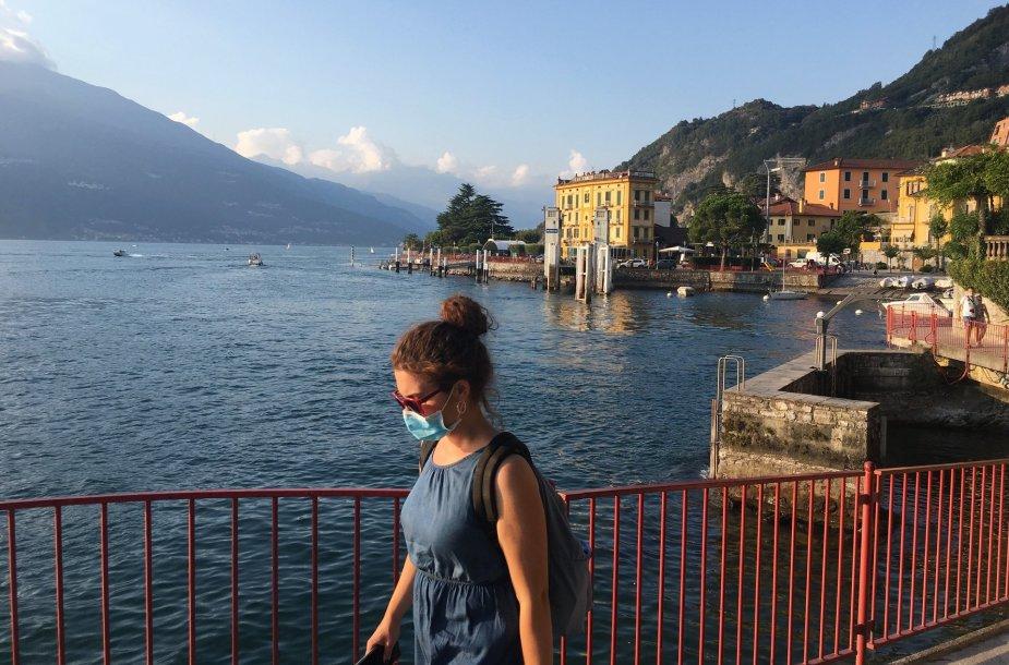 Italija rugpjūčio mėnesį