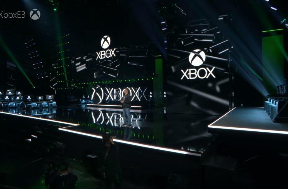 """Microsoft Project Scarlett"" pristatymas"