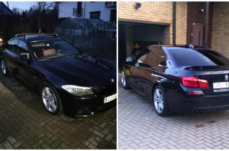 Pagrobtasis BMW