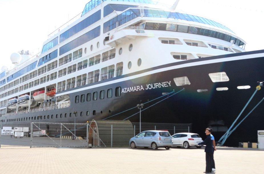 """Kruizinis laivas """"Azamara Journey"""""""