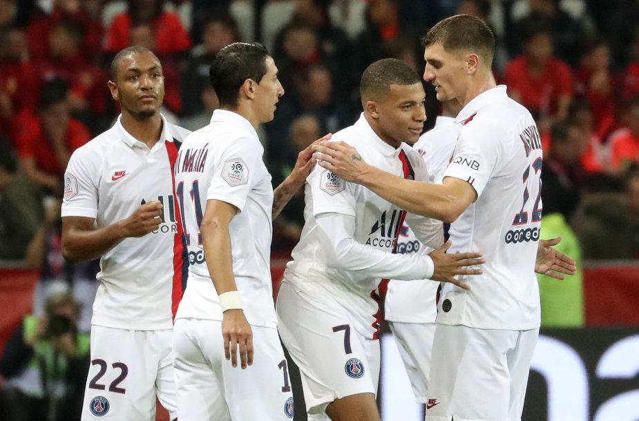 """Paryžiaus """"Saint Germain"""""""