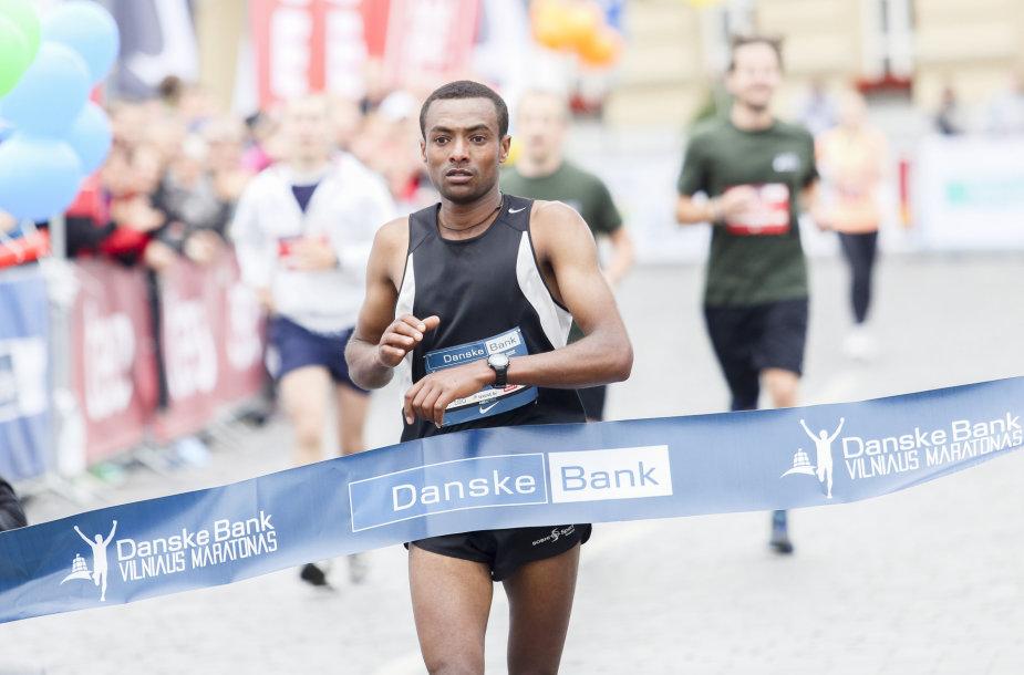 """""""Danske Bank Vilniaus maratonas"""""""