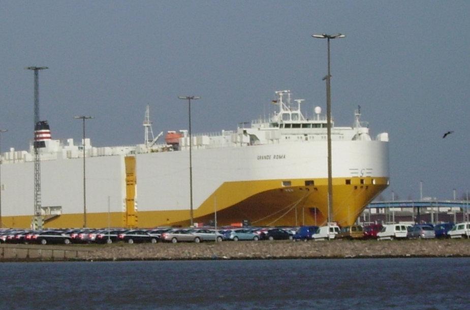 """""""Grande Roma"""" transporto laivas"""