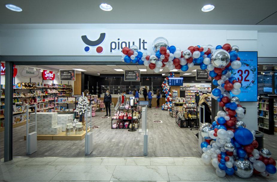 """""""Pigu.lt"""" parduotuvė CUP"""