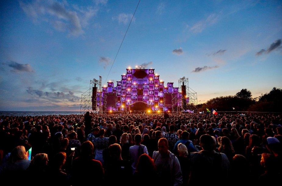 "Muzikos festivalis ""Weekend Baltic"""