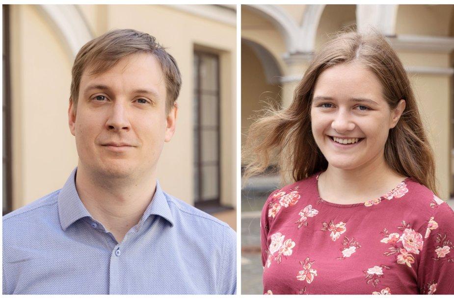 Aidas Medžiūnas, Laura Jankovskytė