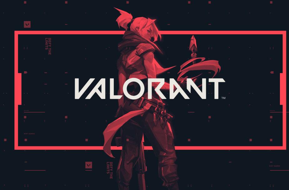 """""""VALORANT"""""""