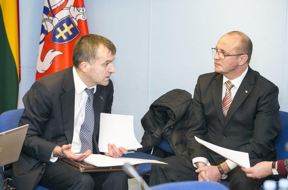 Antikorupcijos komisijos posėdis