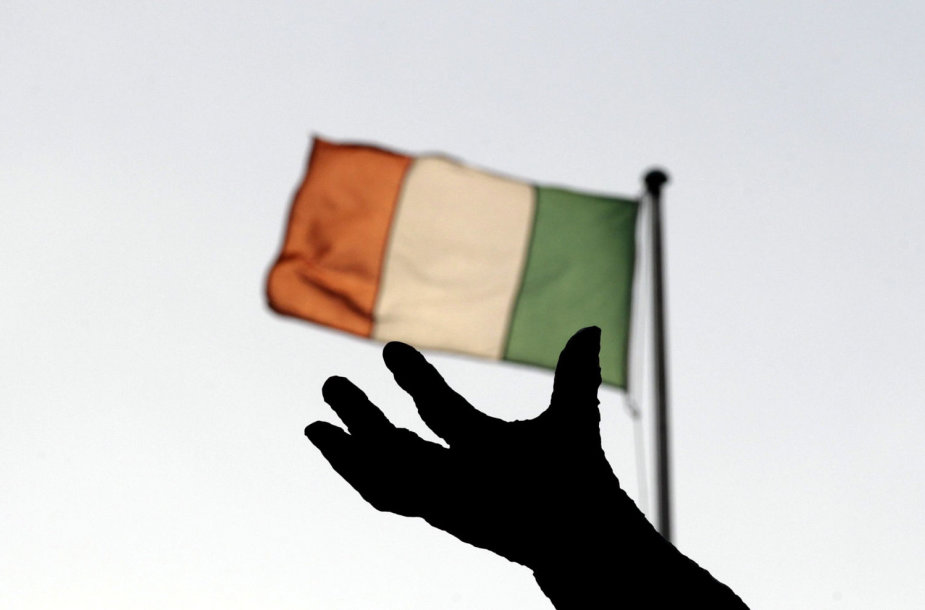 Airijos vėliava