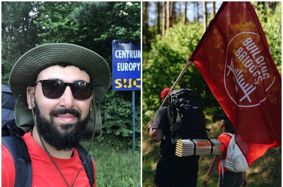 Niko žygis iš Vilniaus į Sakartvelą