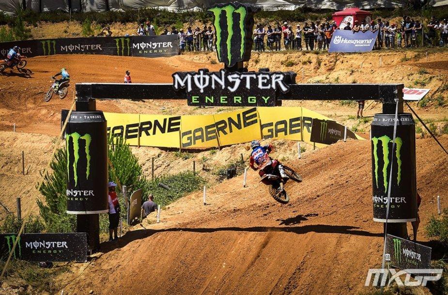 MXGP motokroso varžybos Portugalijoje
