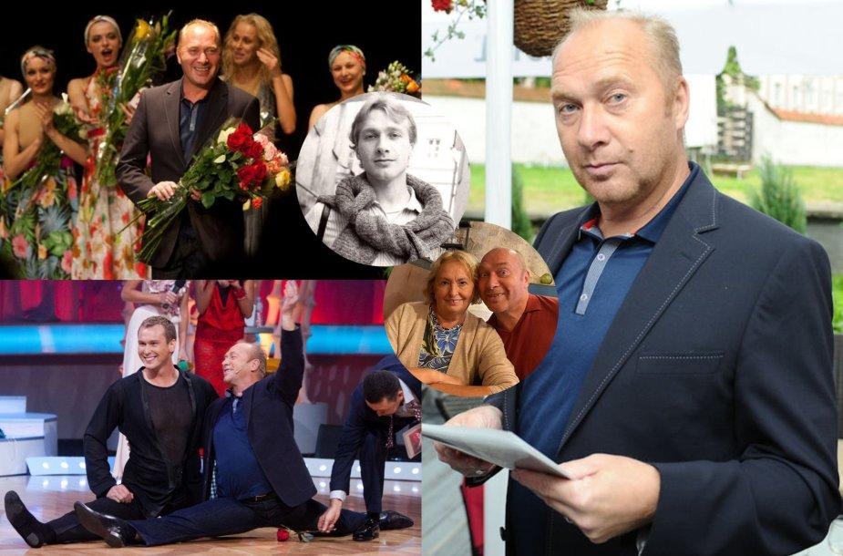 Jurijus Smoriginas, Dalia Smorigienė