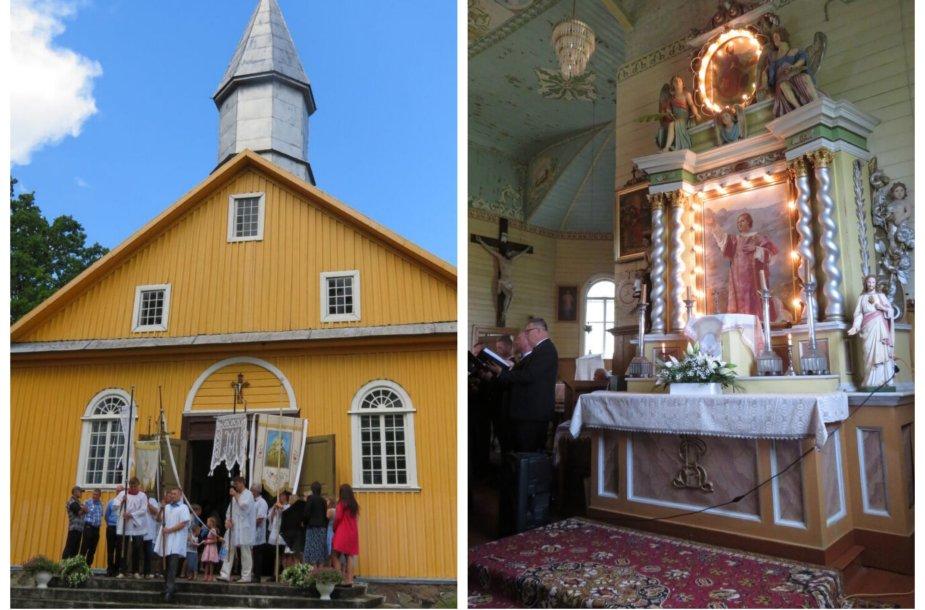 Kazliškio bažnyčia