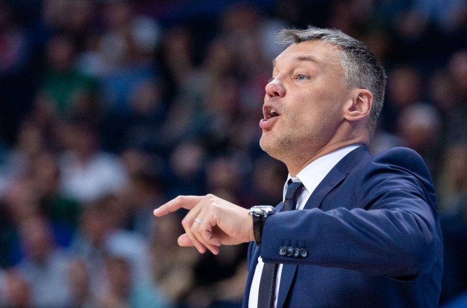 Šarūnas Jasikevičius