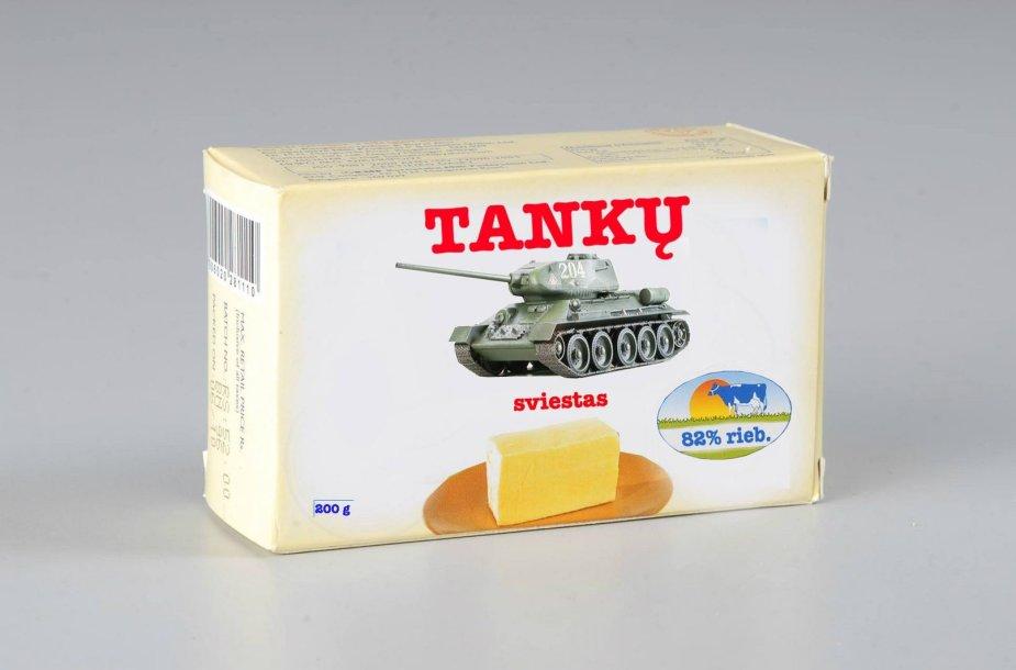 """""""Tankų sviestas"""""""