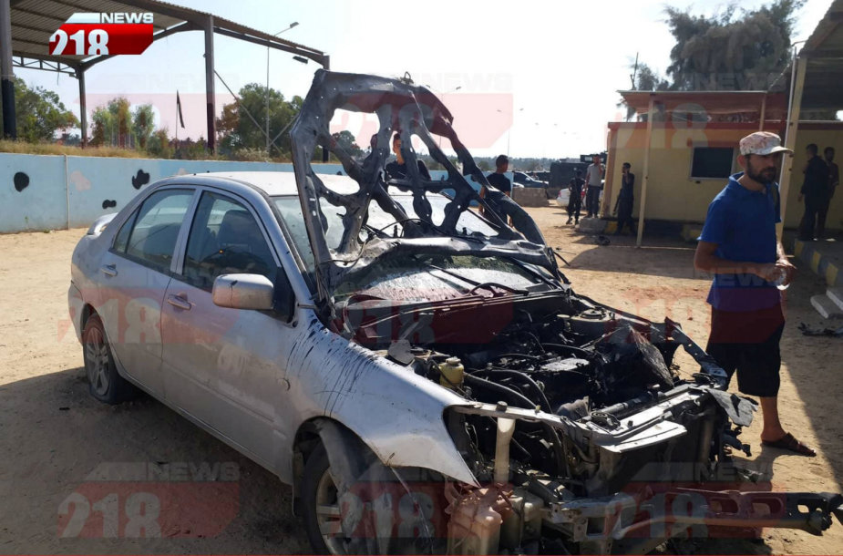 Libijoje per ataką patikros punkte žuvo keturi kariai