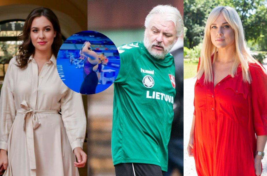 Fausta Marija Leščiauskaitė, Nerijus Kesminas, Inga Jankauskaitė
