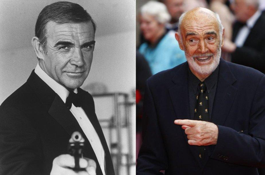 Seanas Connery
