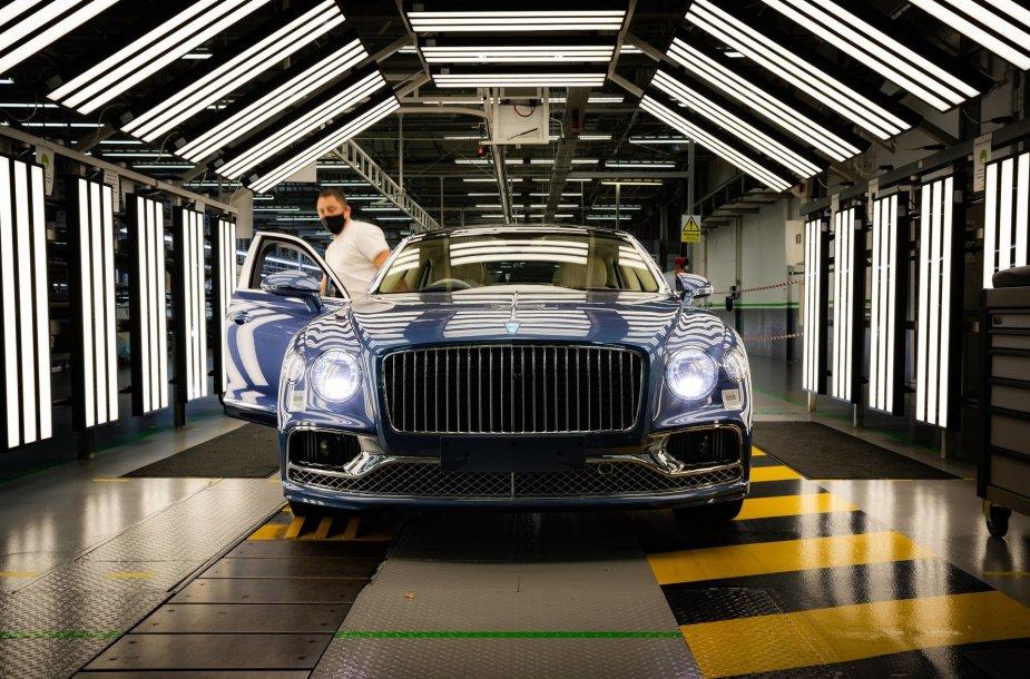 """""""Bentley Flying Spur V8"""""""