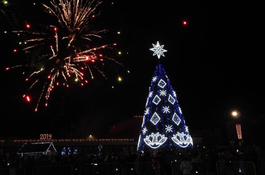 Ignalinos kalėdinė eglė