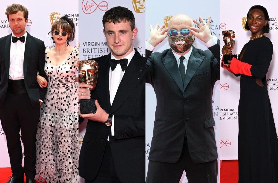 Rye Holmboe ir Helena Bonham Carter, Paulas Mescalis, Bill Bailey ir Michaela Coel