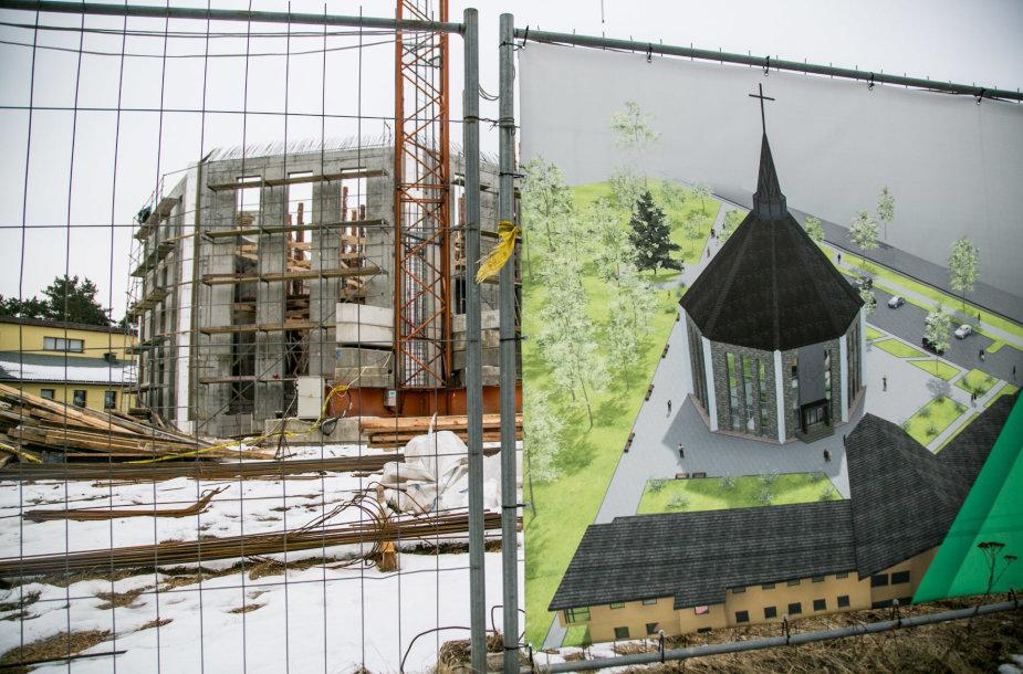 Statoma Grigiškių bažnyčia