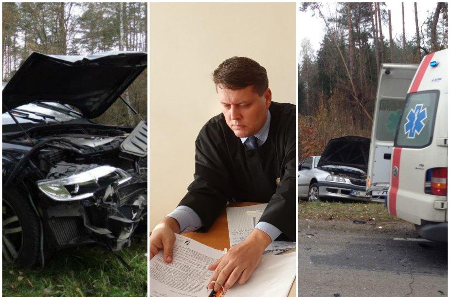 Prokuroru daug metų dirbęs, o dabar į šią rezonansinę bylą kaip advokatas visuomeniniais pagrindais įstojęs teisininkas Linas Kuprusevičius įsitikinęs: nuteisti vairuotojos nėra pagrindo
