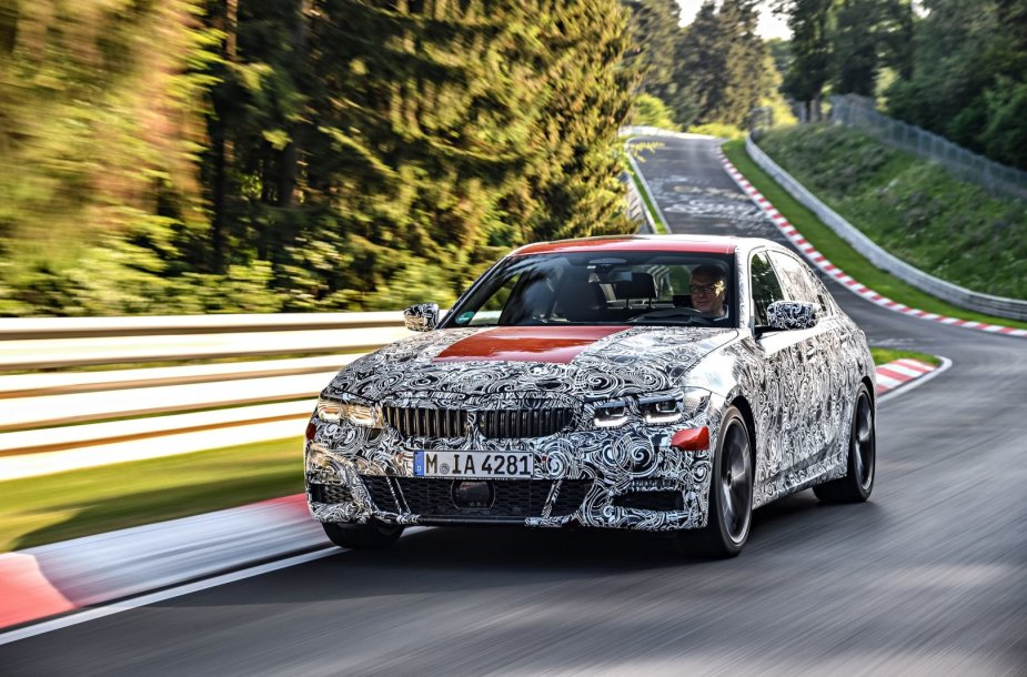Naujas BMW 3