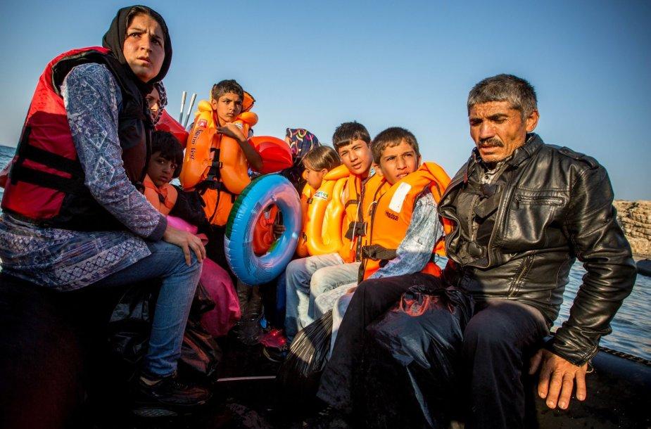 Į valtis dažniausiai sulipa dukart daugiau žmonių nei ji būna skirta