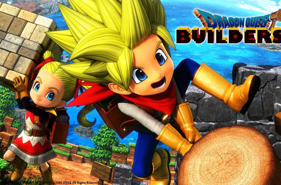 """""""Dragon Quest Builders 2"""""""