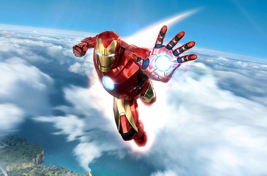 """Žaidimas """"Iron Man VR"""""""