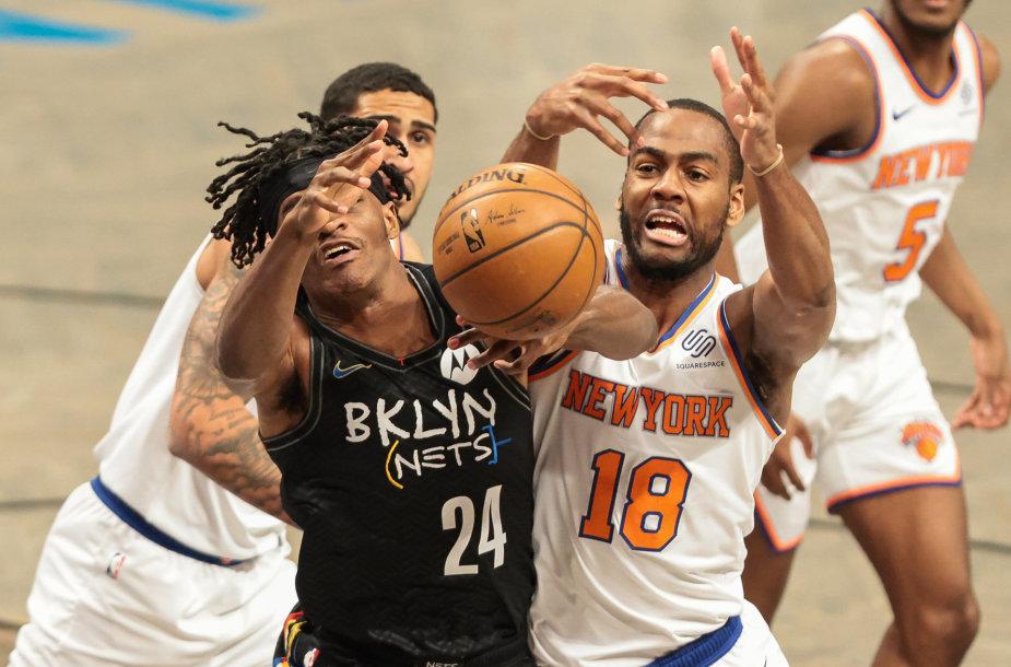 "Niujorko ""Knicks"" prieš Bruklino ""Nets"""
