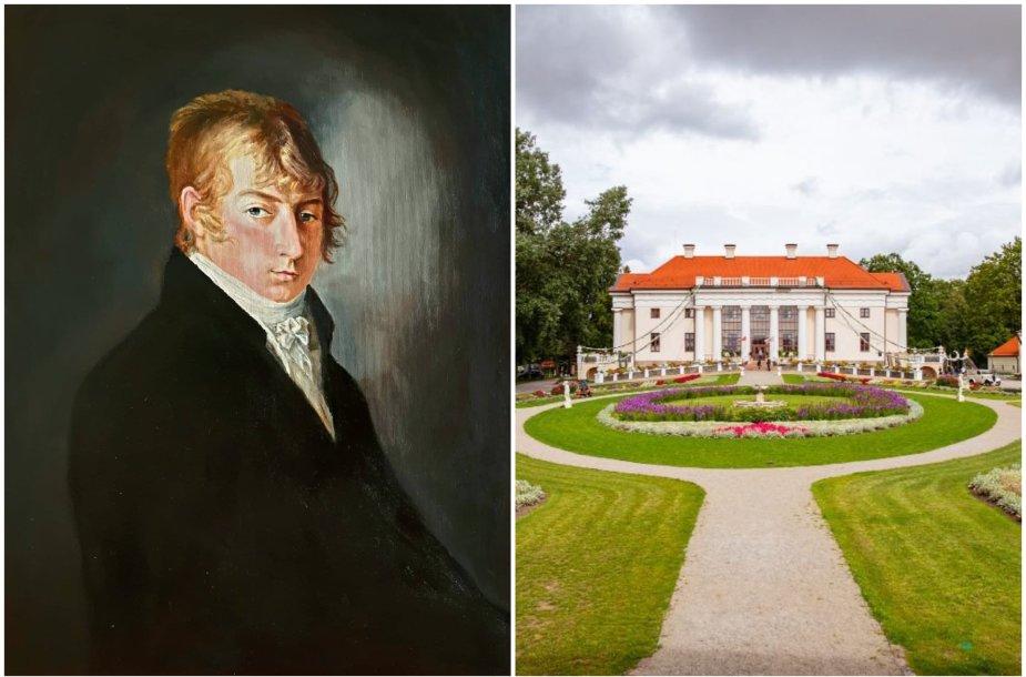 Teodoras von der Roppas – buvęs Pakruojo dvaro šeimininkas